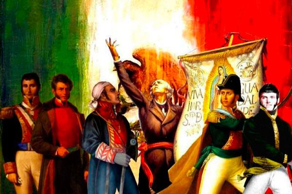 Día de la Independencia Real de México y el Grito de Dolores