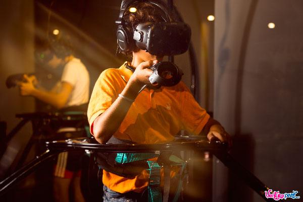 Atracciones en Cancún Oculus Rift Realidad Virtual