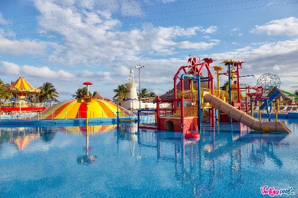 Atracciones en Cancún Wet'n Wild Parque acuático