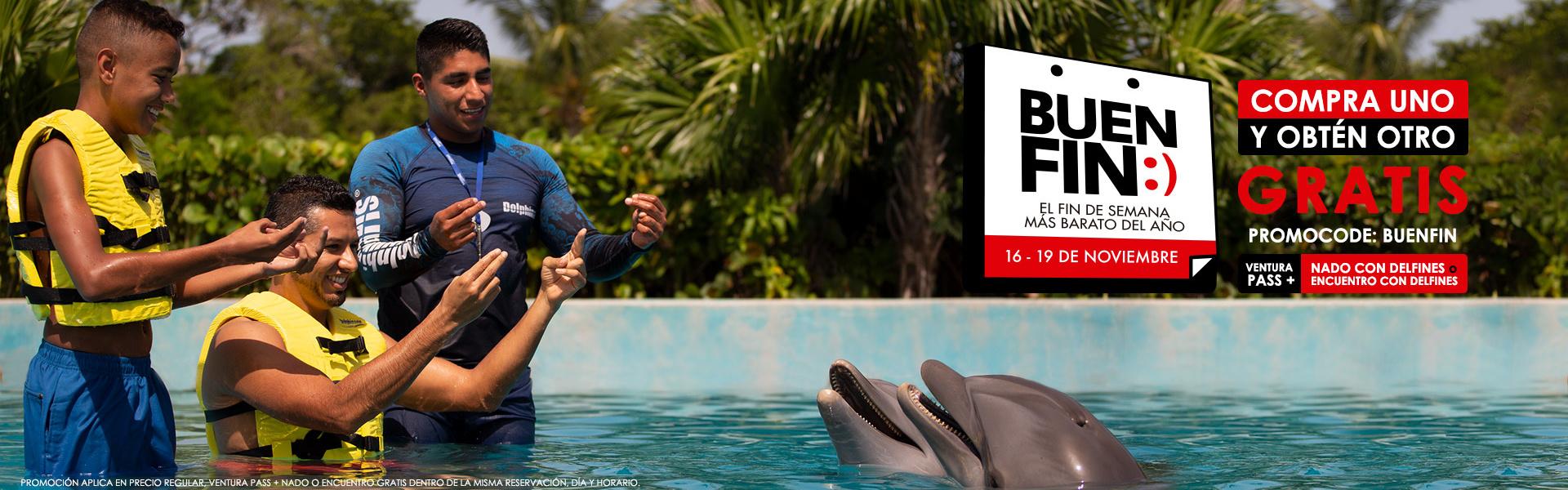 Promoción Buen Fin 2018 en Ventura Park Cancún