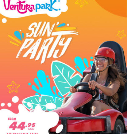 Ventura VIP from 44.95 USD in Ventura Park Cancún.